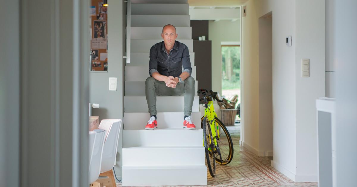 Wie is sven nys for Huis trappen prijzen