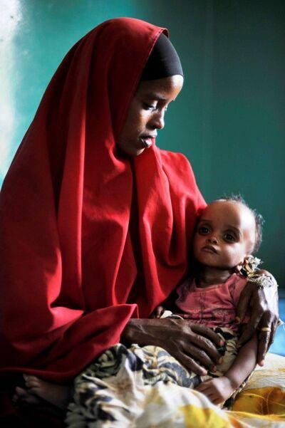 Vluchtelinge, Somalië