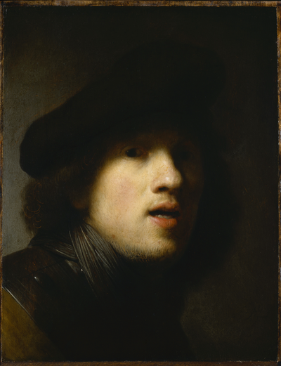Zelfportret, 1629