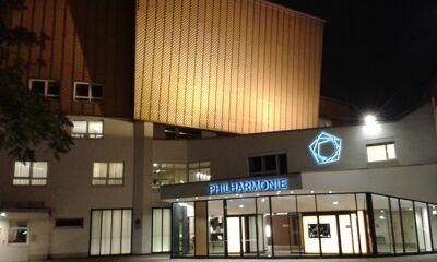 de Philharmonie in Berlijn