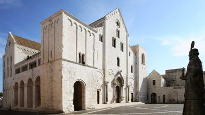 Basilica di San Nicola, Bari
