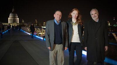 Norman Fenton, Hannah Fry, David Spiegelhalter