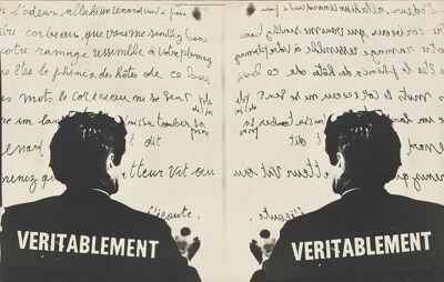 Véritablement, 1968 (MoMA, New York)