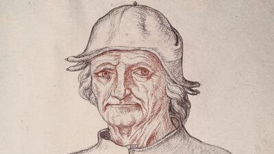 Portret Jheronimus Bosch