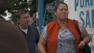 Norma Romero Vasquez en haar patronas blijven verder koken, ongeacht het aantal vluchtelingen.
