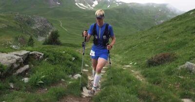 Ruben Van Gucht maakt voor 4 X 7 een documentaire over een ultraloop in de Alpen