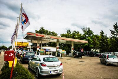 Het Tankstation