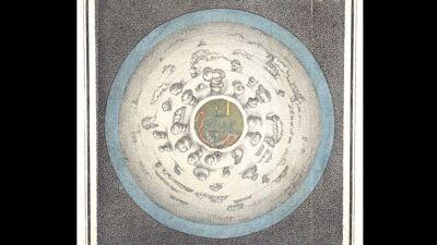 Circular view, prent van Baldwin