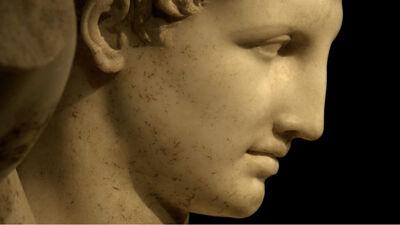 Klassieker kan het niet: Hermes van Praxiteles