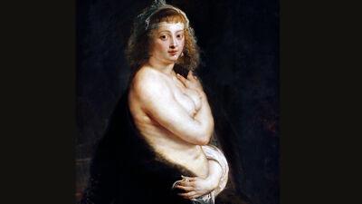 Pieter Paul Rubens: Het pelsken (1638)