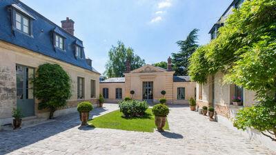 Het 'maison d'accueil' van Marie-Louise in Versailles