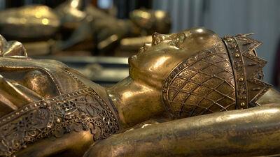 Graf van Maria van Bourgondië