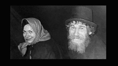 Agafia en Karp Lykov