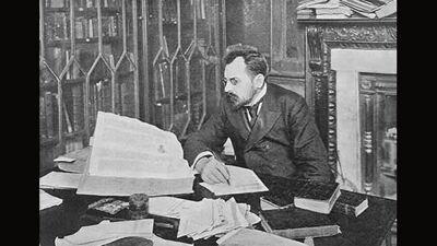 Wilfred Michael Voynich (1865-1930)