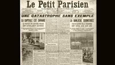 Voorpagina van 27 januari 1910