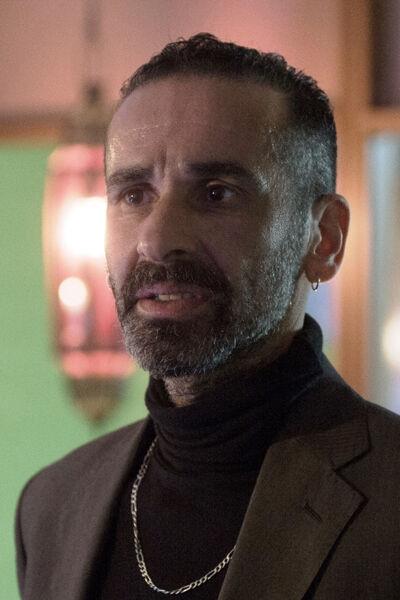 Zouzou Ben Chikha als Ibrahim