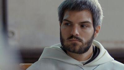 Clément Manuel als broeder Lucas.