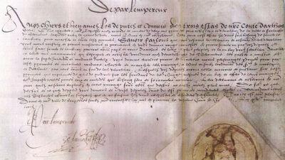 Mandement van Karel V, 11 juli 1553