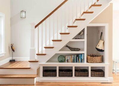 Opbergen Kleine Keuken : Tips om een kleine woning groter te laten lijken één.be