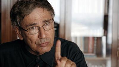 Orhan Pamuk over de rol van literatuur