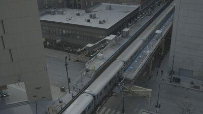 Een foto van 'The Chicago Loop'