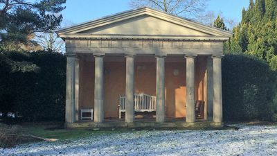 Greek Temple, Shugborough Estate