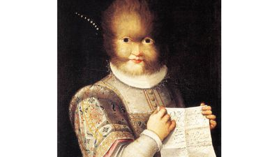 Lavinia Fontana: Tognina Gonsalvus