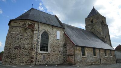 Velzeke, Sint-Martinuskerk