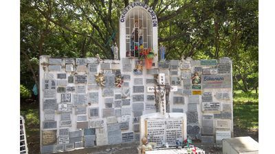 Het graf van Omayra