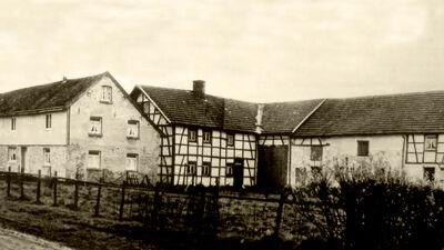 Het Oberhof van Reinartzhof: twee hoeves en de herberg