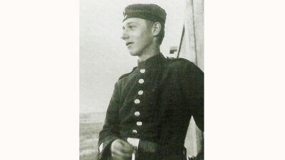 Peter Kollwitz, 1914