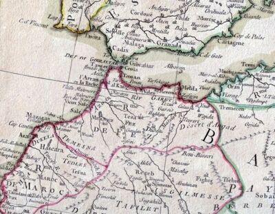 Het voormalige koninkrijk Fez