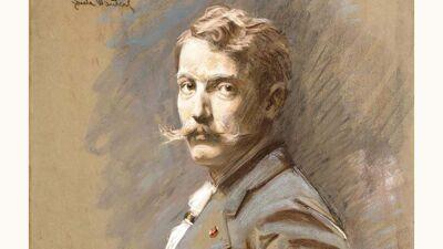 Emile Wauters (zelfportret)