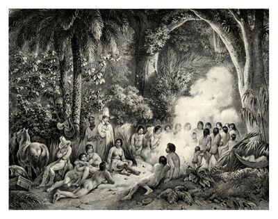 Indianenstam en Europeanen