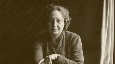 Magda Peeters.