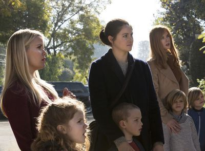 Reese Witherspoon, Shailene Woodley en Nicole Kidman