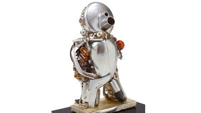 Space Art: Astronaut