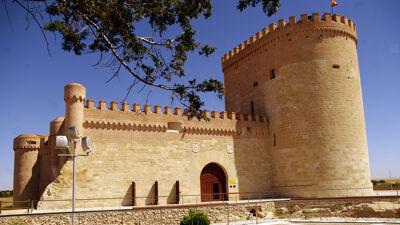 Het kasteel van Arevalo