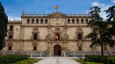 Universiteit van Alcala de Henares