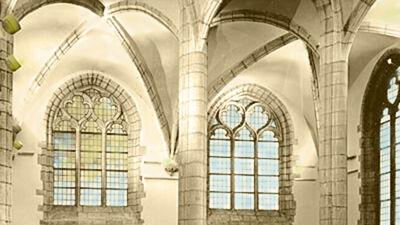 Hofkapel van het paleis van Nassau, Brussel