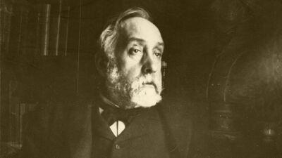 Edgar Degas, 1895