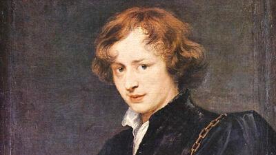 Anthony Van Dyck: Zelfportret