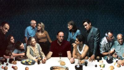 Maffiaversie voor de tv-reeks 'The Sopranos'