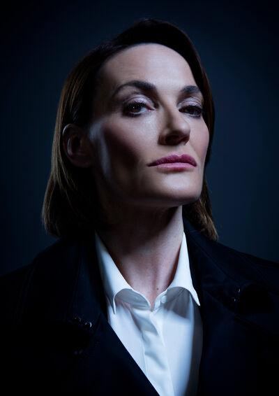 Sarah Parish als DCI Elizabeth Bancroft