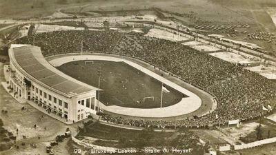 Het oude stadion van 1930