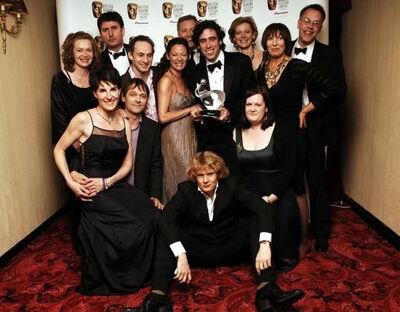 In 2004 won Green Wing de publieksprijs op de BAFTA's.