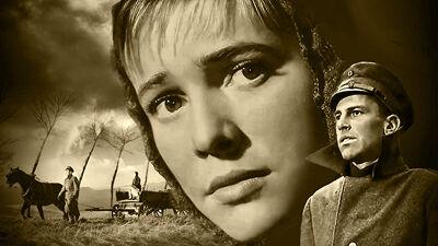'Ein Mädchen aus Flandern', beeld uit een film van 1956