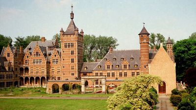 Kasteel Cantecroy in Mortsel