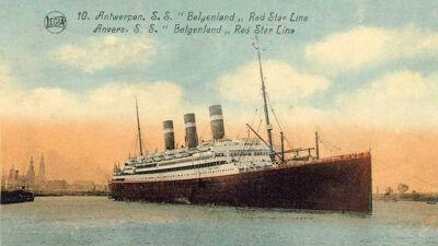 De SS Belgenland