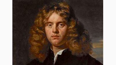 Charles Wautier: Portret van een man (zelfportret?)